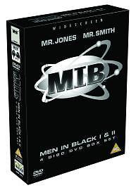 Men In Black  Men In Black 2 DVD 2003  Sealed  No Reserves  Free Post UK - <span itemprop='availableAtOrFrom'>london, London, United Kingdom</span> - Men In Black  Men In Black 2 DVD 2003  Sealed  No Reserves  Free Post UK - london, London, United Kingdom