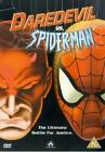 Daredevil vs Spider-Man (DVD, 2003)