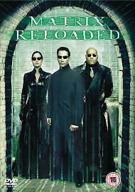 The Matrix Reloaded DVD 2003 2Disc Set - Laxey, United Kingdom - The Matrix Reloaded DVD 2003 2Disc Set - Laxey, United Kingdom