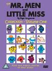 Mr Men And Little Miss Collection Vol.1 (DVD, 2004, 4-Disc Set)