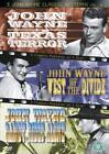 3 John Wayne Classics - Vol. 6 - Texas Terror / West Of The Divide / Randy Rides Alone (DVD, 2005)