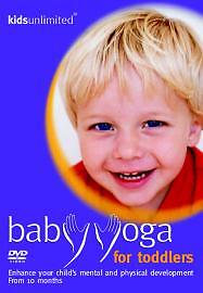 Baby Yoga For Toddlers DVD Very Good DVD Francoise Barbira Freedman - Chesterfield, United Kingdom - Baby Yoga For Toddlers DVD Very Good DVD Francoise Barbira Freedman - Chesterfield, United Kingdom