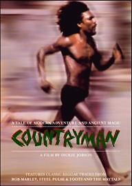 Countryman-Kristian-Sinclair-Hiram-Keller-NEW-SEALED-DVD