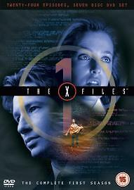 The-X-Files-Series-1-Complete-DVD-2004