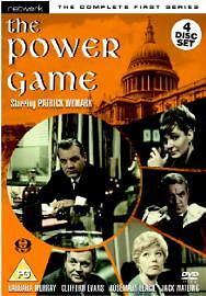 The Power Game - Series 1 (DVD, 2005) Network Tv