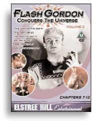 Flash-Gordon-Conquers-the-Universe-Volume-2-Brand-NEW-DVD-Buster-Crabbe