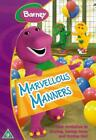 Barney - Marvellous Manners (DVD, 2004)