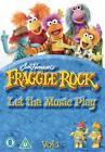 Jim Henson's Fraggle Rock - Let The Music Play - Vol. 1 (DVD, 2005)
