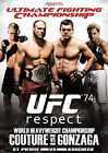 Ultimate Fighting Championship 74 - Respect (DVD, 2008)