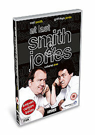 At Last Smith And Jones Vol1 DVD 2009 2Disc Set - Pontefract, United Kingdom - At Last Smith And Jones Vol1 DVD 2009 2Disc Set - Pontefract, United Kingdom