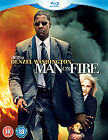 Man On Fire (Blu-ray, 2009)