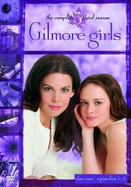 Gilmore-Girls-Series-3-DVD-2006-6-Disc-Set-Box-Set