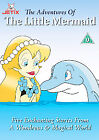 The Adventures Of The Little Mermaid (DVD, 2007)