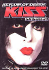 Kiss - Asylum Of Death - Interviews (DVD, 2008)
