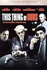 This Thing Of Ours (DVD, 2007)