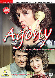 Agony - Complete Series 1 - DVD - BRAND NEW SEALED
