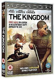 THE KINGDOM  (N85)  {DVD}