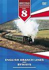 British Railways Vol.8 - English Branch Lines And Byways (DVD, 2008)