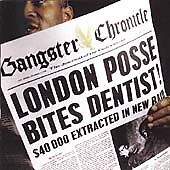 London Posse - Gangster Chronicles - London Posse CD
