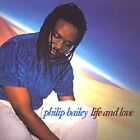 Philip Bailey - Life and Love (Live Recording, 2000)