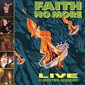 Faith-No-More-Live-At-The-Brixton-Academy-CD-FREE-1st-Class-U-K-POSTAGE