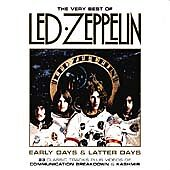 Led Zeppelin Album 2003 Music CDs