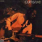 Curtis Mayfield - Curtis Live (Live Recording, 2000) CD Promo Soul Funk Jazz