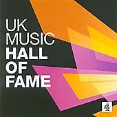UK Music Hall of Fame, Various Artists, Very Good Double CD