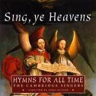 Sing, ye Heavens: Hymns for All Time (2000)