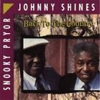 Johnny Shines - Back to the Country (2001)