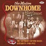 The Modern Downhome Blues Sessions Volume 4 (CDCHD 1057)