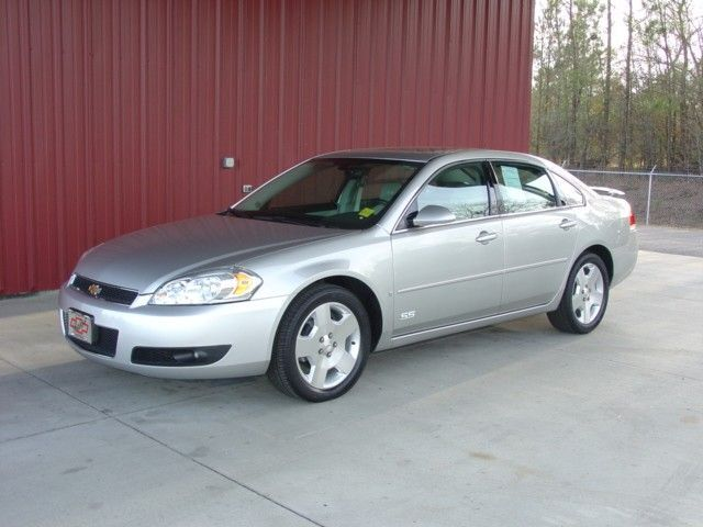 2008 Chevrolet Impala SS low mileage