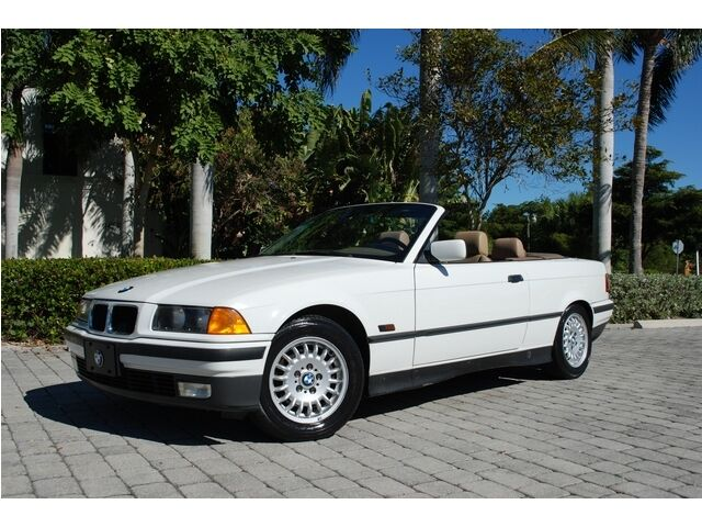1995 BMW 325i Convertible !