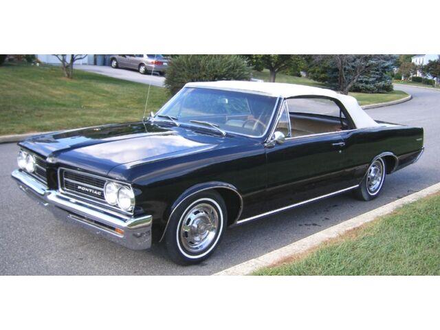 Used 1964 Pontiac LeMans Convertible 78Kmi VERY NICE! For ...