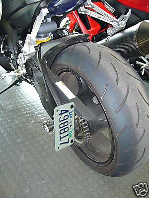 License Plate Relocator For Suzuki, Gsx-r 1000 Fender Eliminator Gsxr 1000