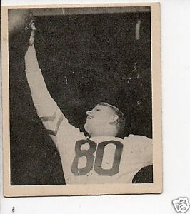 1948-Bowman-Football-Card-52-Neil-Armstrong-Philadelphia ...