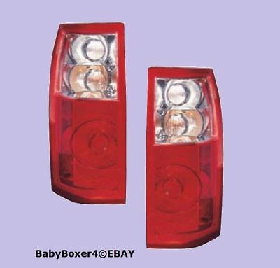 Holden Commodore Vt Vx Vu Vy Vz Ute Wagon Tail Lights Left & Right Hand Side
