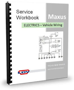 LDV-Maxus-Van-Wiring-Diagram-amp-ELECTRICS-2-5CDi-05-gt