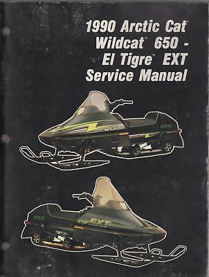 Arctic Cat El Tigre 5000 Manual