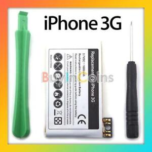 Replacement Battery 1600 mAh for Apple iPhone 3G Tools