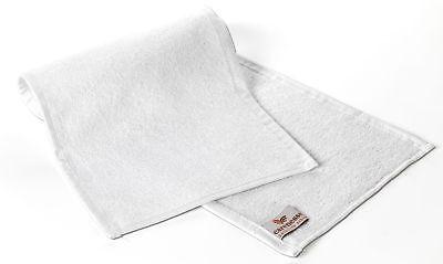 Gesichts Kompresse Gästehandtuch Gäste Handtuch 6 Stück 22x70 cm Baumwolle