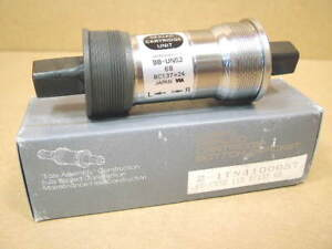 New-Old-Stock-Shimano-50-Series-Bottom-Bracket-68x115mm-Made-in-Japan