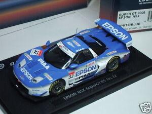 EBBRO - HONDA NSX #32 SUPER GT 2005 EPSON