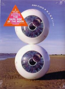 PINK FLOYD PULSE LIVE @ EARLS COURT 1994 + EXTRAS 2 DVD