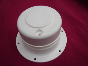 Rv Camper Trailer Sewer Holding Tank Roof Vent Cap New Ebay