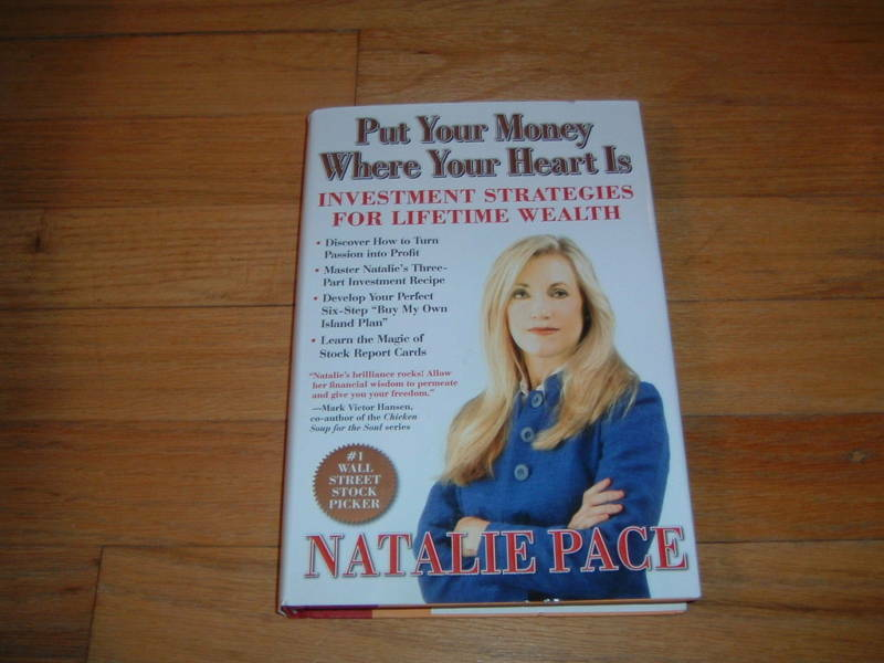 Put Your Money Where Your Heart Is Natalie Pace 1 Wall Street Stock Picker
