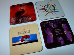 Depeche-Mode-Album-Cover-COASTER-Set