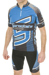 Sprockets-UK-Team-Short-Sleeve-Cycling-Jersey-Free-P-P-In-UK