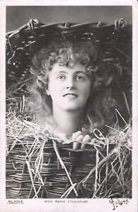 Postcard-UK-Marie-Studholme-1906-Actress-Singer-England-Theatre-Musical-Comedy