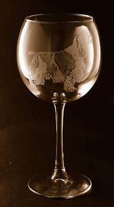 Etched-English-Springer-Spaniel-on-Elegant-Wine-Glass